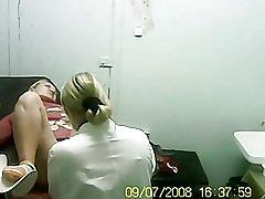 Blondi vieraili Lääkärini.
